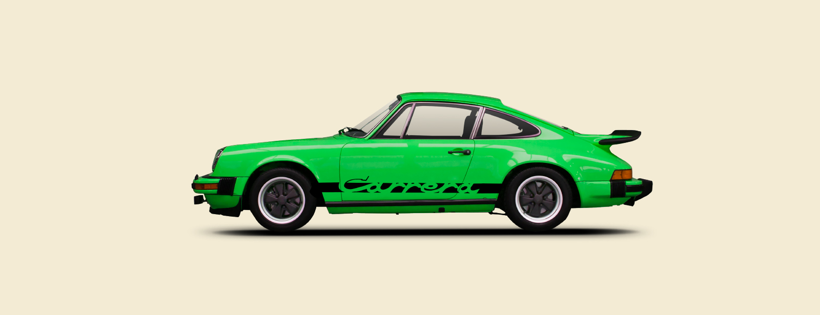 Porsche 911/G Model Carrera MFI. - 1976.